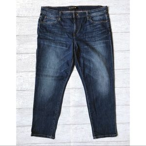 Joe's Jeans plus size skinny jeans